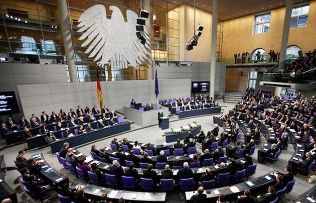 Bundestag, parliament, germany