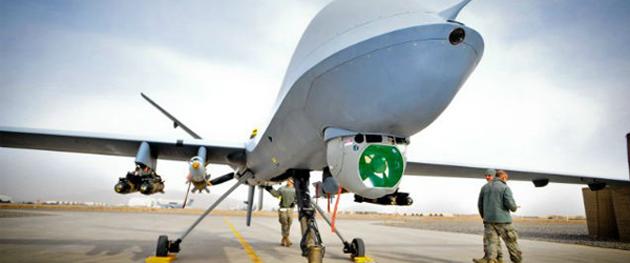 drone, mq-9 reaper, UK, AI