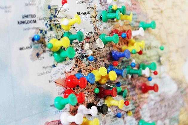 Europe, cinchetas