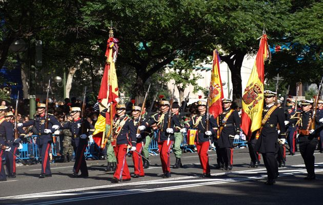 armed forces, Spain