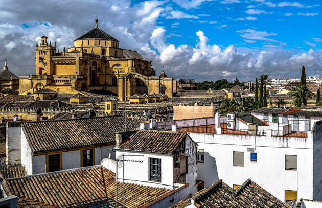 córdoba, Spain, church planting, Jim memory