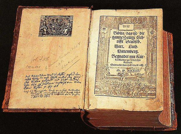bible, Lübeck