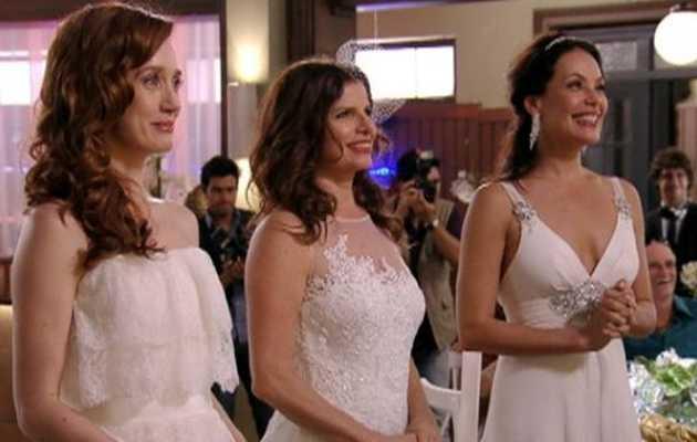 poligamy, three loved