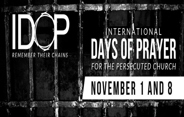 November, a month to pray for the persecuted church