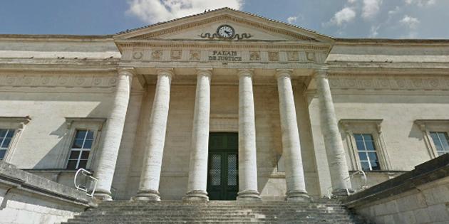 Angoulême. palais de justice, evangelical, lgbt