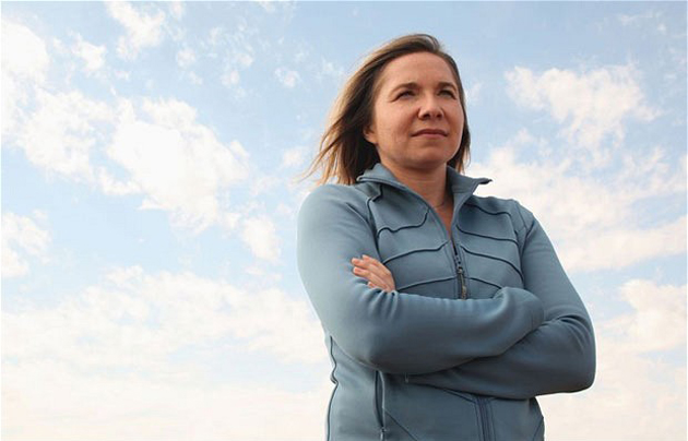 Katharine Hayhoe, interview, evangelical, faith