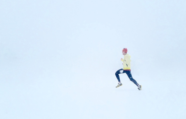 snow, running, hq, photo, creative commons