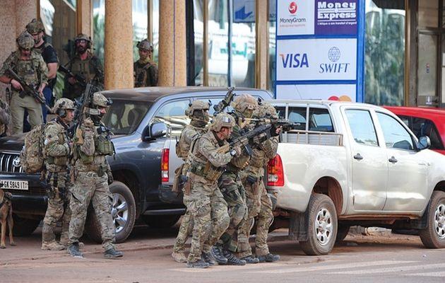 burkina faso, attacks, Al Qaida