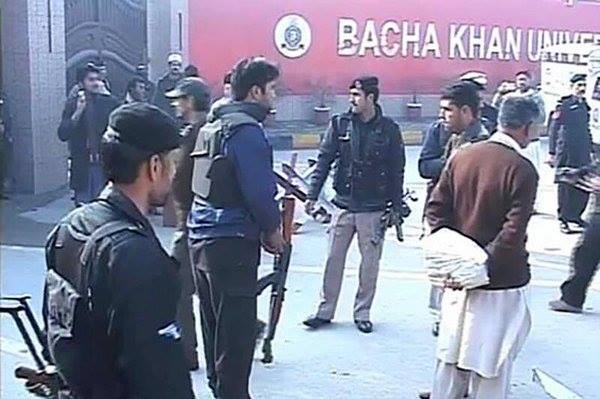 Bacha Khan University, attack, pakistan
