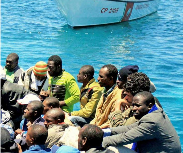 refugees, mediterranean, Europe,
