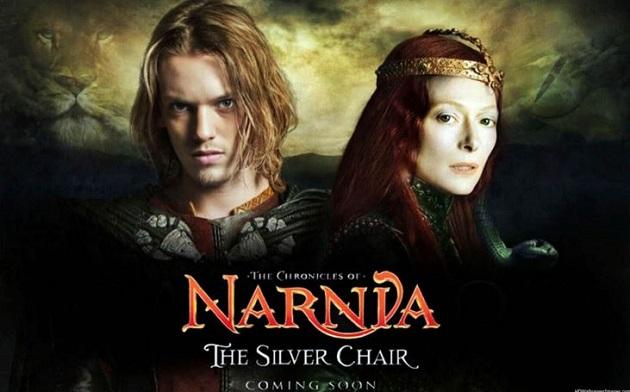 silver chair, narnia, 4