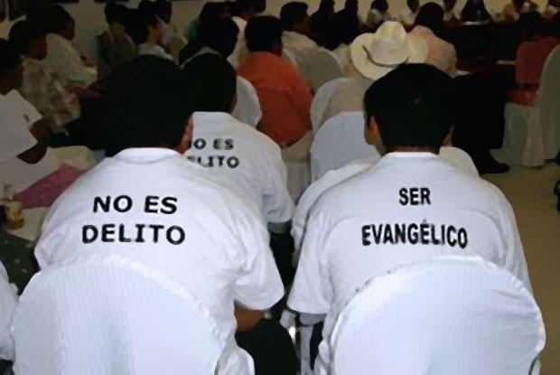 mexico persecution