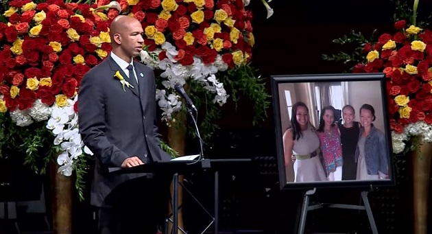 monty williams, funeral, caption