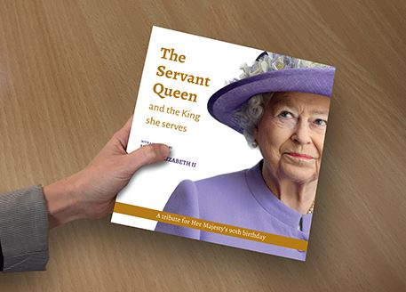 book, queen, faith, bible society, elizabeth