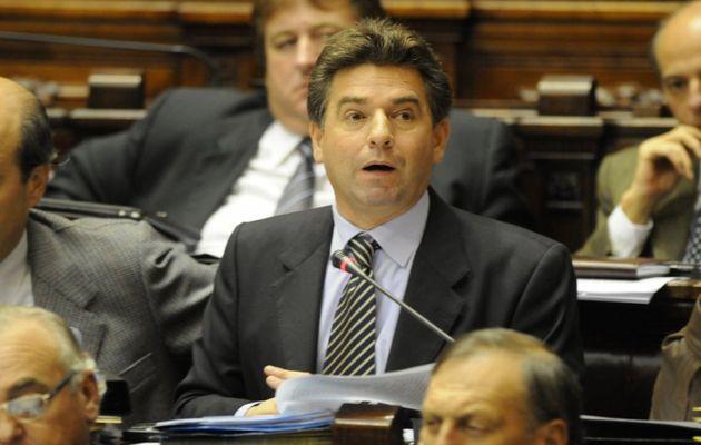 Gerardo Amarilla, uruguay, parliament, evangelical