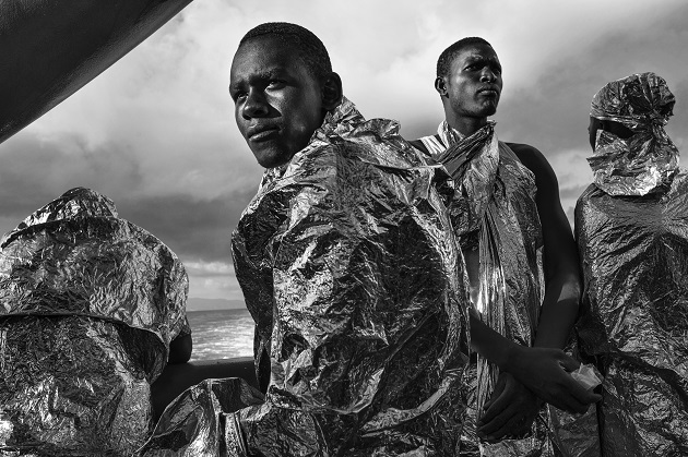 world press photo, 2015, migrants, refugees, christian values,