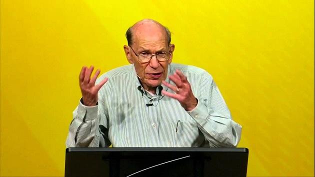 Jerry Bridges, talking, Desiring God, conference, 2014