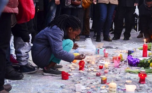 brussels, honur, attacks, children, candle,