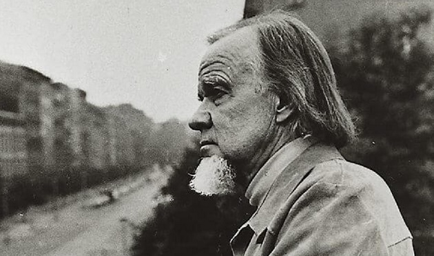 Francis Schaeffer.
