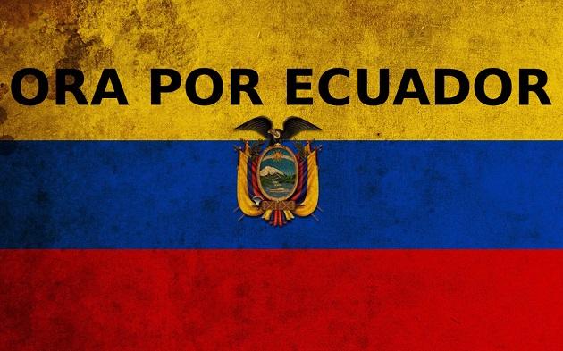 ora por ecuador, pray for ecuador, terremoto