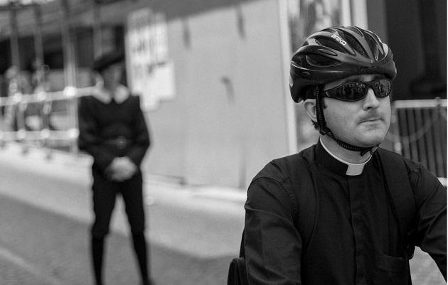 priest, rome, modern