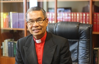 Efraim Tendero: Relationship with Roman Catholicism and other current issues