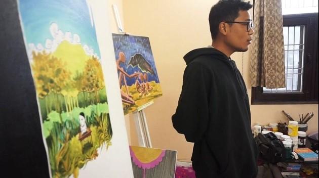 arts, Uesi india,