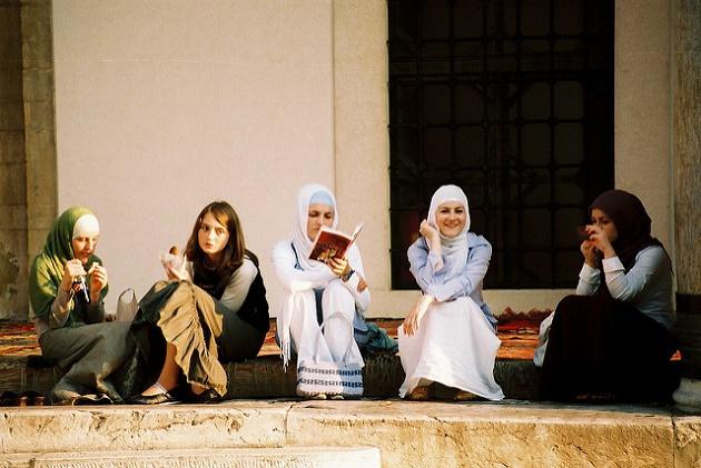 muslim women, islam