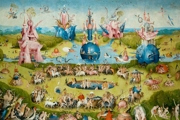 The splendid isolation of hieronymus bosch for Bosco el jardin de las delicias