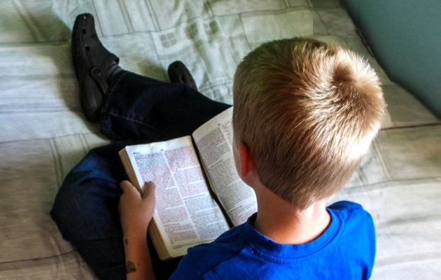 teenager, Bible
