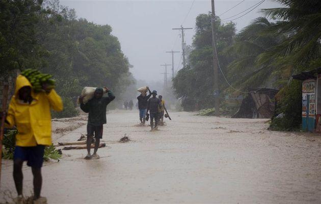 hurrican matthew, haiti