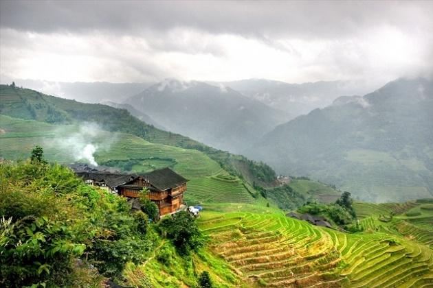 china, countryside