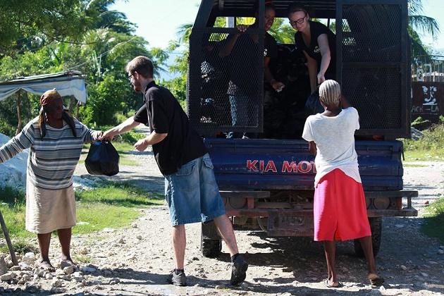 gain, haiti