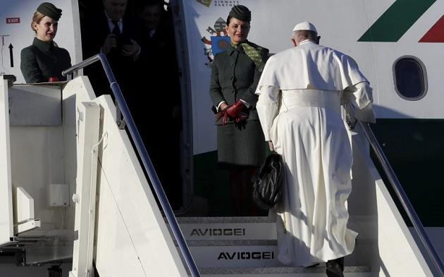 malmoe, sweden, pope,