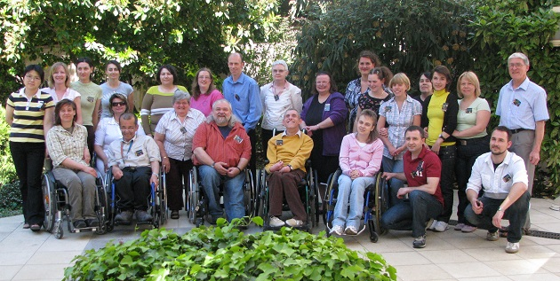European Disability Network