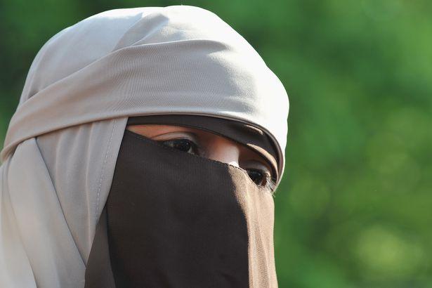 niqab, islam, austria