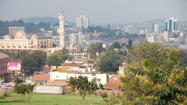 uganda, kampala, christians