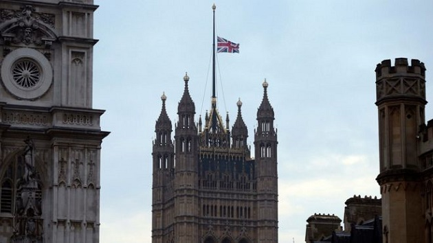 westminster, flag
