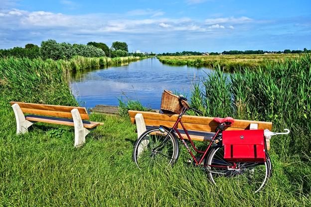 bike, netherlands