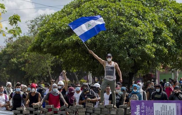 Crisis Nicaragua