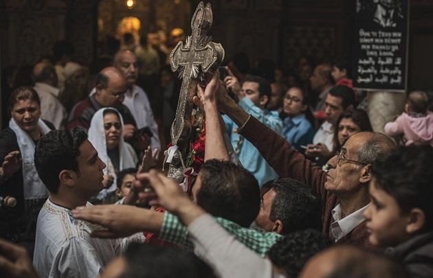 coptic christian egypt
